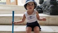 Pada September 2018 lalu, Carissa Puteri dikaruniai anak kedua yang diberi nama Zenecka Acana Naif. (Foto: Instagram @carissa_puteri)