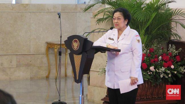 Megawati bercerita tentang kisah persahabatannya dengan Prabowo Subianto. Megawati mengaku meminta agar Prabowo pulang ke Indonesia, saat berstatus statetless.