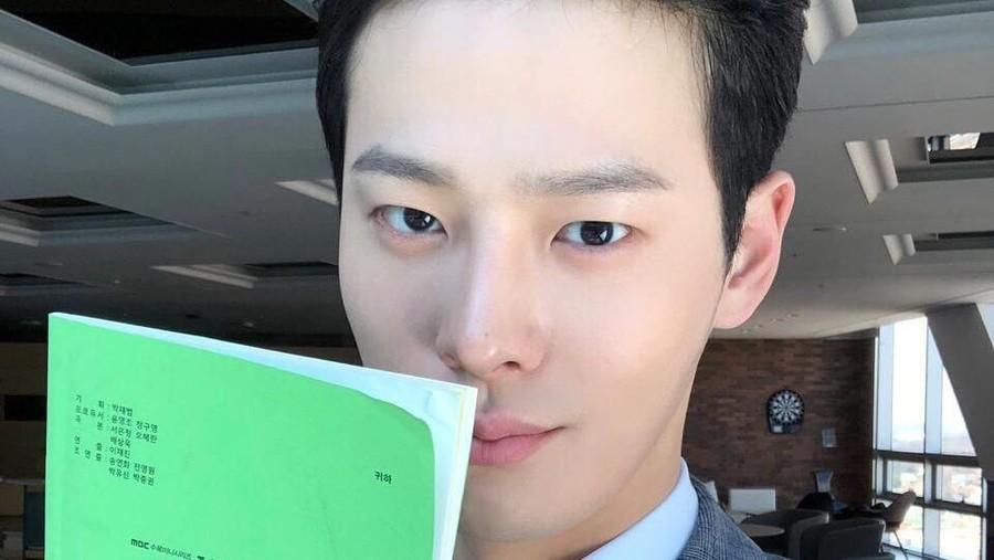 Postingan Terakhir Aktor Drama Korea Cha In Ha Sebelum Meninggal