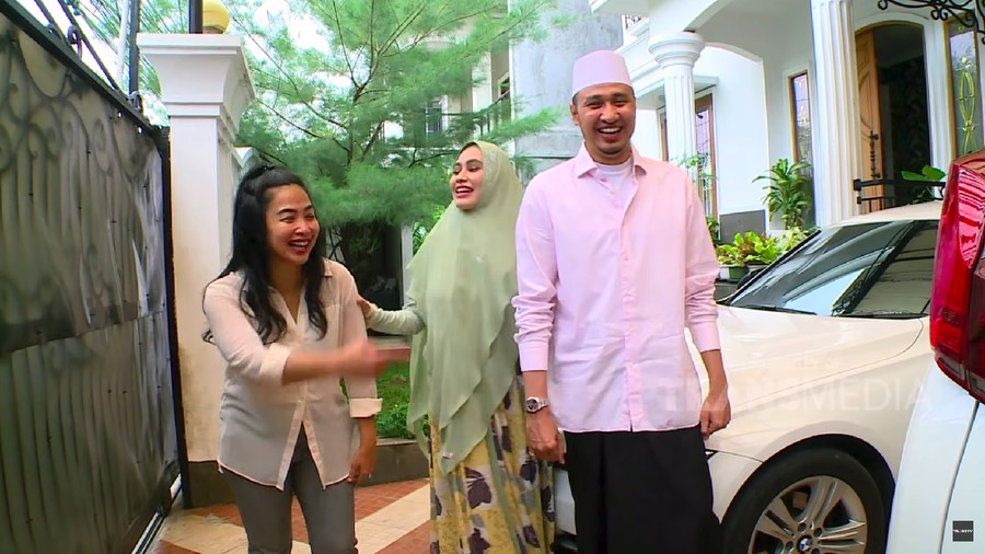 Larang Suami Pakai Mobil Baru, Kartika Putri: Biar Gak Dideketin Cewek
