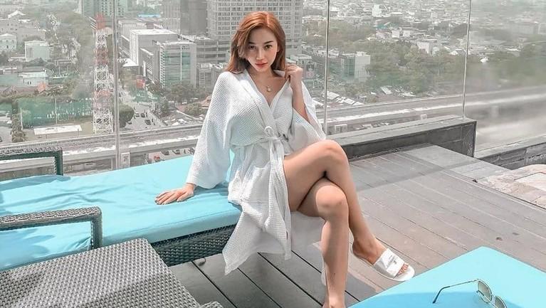 Messya Iskandarkerap tampil seksi di berbagai penampilannya. Ia bahkan tak mau membagikan potret seksinya di laman Instagramnya.