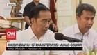 VIDEO: Jokowi Bantah Istana Intervensi Munas Golkar
