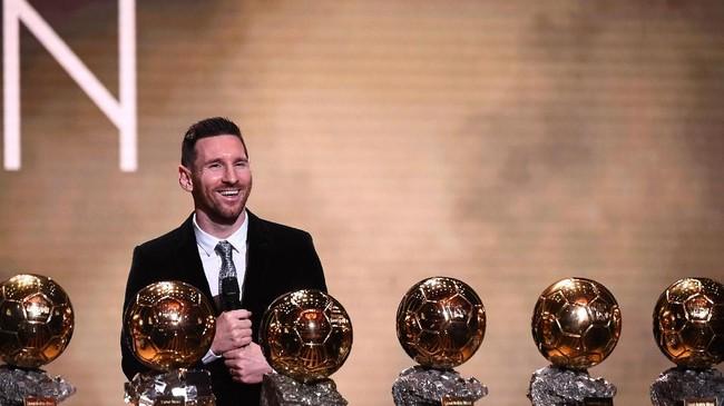 7 Fakta Ciamik Messi Usai Hengkang dari Barcelona