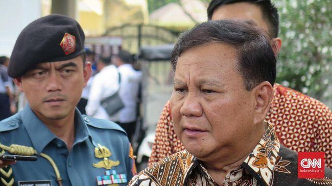 Lembaga survei Indo Barometer menyebut Menteri Pertahanan Prabowo Subianto menjadi menteri paling populer di jajaran kabinet periode kedua Presiden Jokowi.