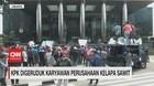 VIDEO: KPK Digeruduk Karyawan Perusahaan Kelapa Sawit