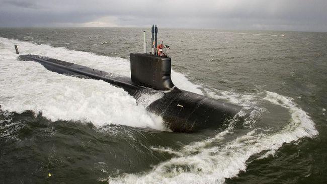 Angkatan Laut AS diperkirakan memperkuat armada kapal selam untuk mengimbangi kapal perang China.