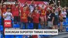 VIDEO: Dukungan Suporter Timnas Indonesia di Filipina