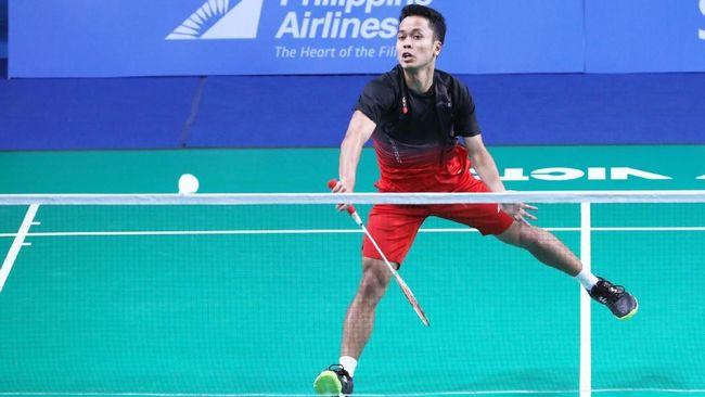 Indonesia mempertahankan medali emas beregu putra badminton usai mengalahkan Malaysia 3-1 di final SEA Games 2019.
