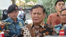 Jokowi Minta Prabowo Beli Produk Tempur dari Pindad