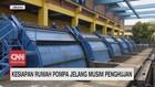 VIDEO: Kesiapan Rumah Pompa Jakarta Jelang Musim Hujan