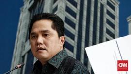 Erick: Mobil Listrik Bikin Biaya DKI-Bali Jadi Rp200 Ribu