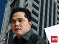 Erick Ungkap Harga Vaksin Corona Capai Rp438 Ribu per Orang