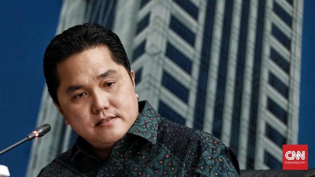 Erick Thohir Rilis Aturan Kerja Sama Antar BUMN