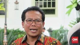 Fadjroel Sebut Maksud Jokowi Bipang Beras Khas Banjarmasin