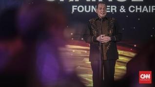 Chairul Tanjung Khawatir Virus Corona Rusak Ekonomi Domestik