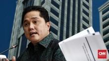 Erick Thohir Ungkap Alasan Laju Ekonomi RI Tak Sepesat China