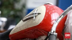 Calon Motor 300 Cc Harley-Davidson Terpergok Ada di China