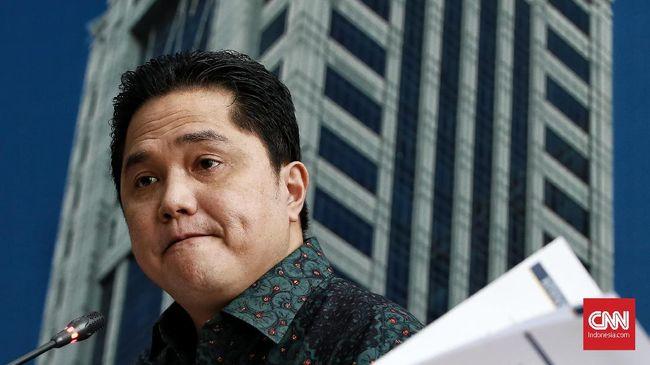 Menteri BUMN Erick Thohir mencontohkan mafia PT TPPI yang menjadi akar masalah telah disikat.