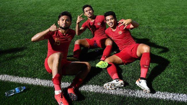 Timnas Indonesia U-23 tampil apik dalam lima pertandingan Grup B SEA Games 2019 di cabang sepak bola.