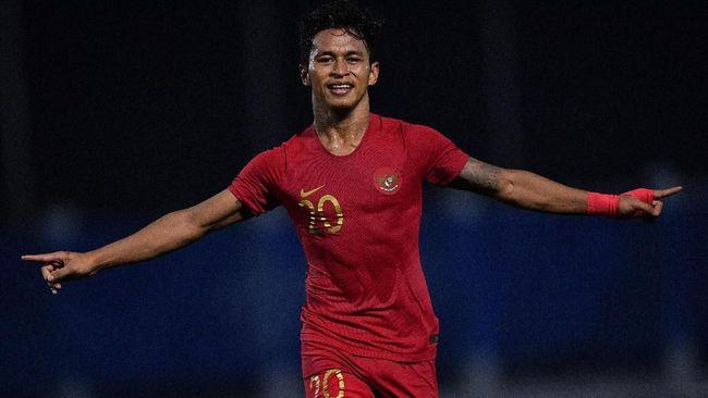 Striker Timnas Indonesia U-23 Osvaldo Haay mengaku tidak tahu telah memecahkan rekor gol di SEA Games dengan catatan delapan gol.