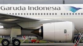 Pendapatan Garuda Turun 90 Persen Akibat Corona