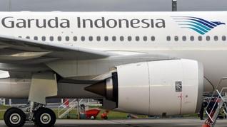 Strategi Garuda Indonesia Bertahan di Tengah Pandemi Corona