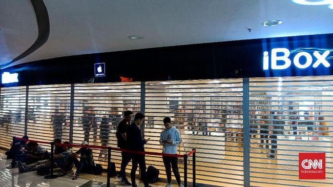 Kasus viral TikTok konsumen bersendal jepit ke toko iBox disebut telah diselesaikan secara kekeluargaan.