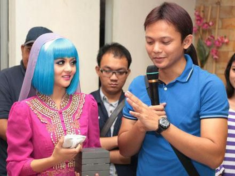Jenita Janet mengirimkan surat gugatan cerai terhadap Alief Hedy Nurmaulid ke Pengadilan Agama Bekasi pada Rabu (4/12).