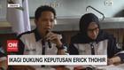 VIDEO: IKAGI Dukung Keputusan Erick Thohir Pecat Dirut Garuda