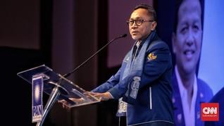 Soroti Polarisasi, Zulhas Sindir Demokrasi Culas Pilkada 2017