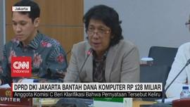 VIDEO: DPRD DKI Jakarta Bantah Dana Komputer Rp 128 Miliar