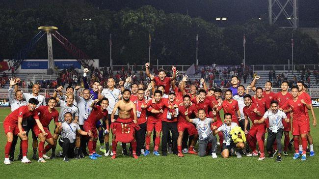 Legenda Timnas Indonesia, Peri Sandria, memori manis kala skuat Garuda meraih medali emas SEA Games 1991 di Stadion Rizal Memorial, Filipina.
