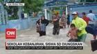 VIDEO: Sekolah di Bintan Riau Kebanjiran, Siswa SD Diungsikan