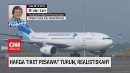 VIDEO: Alvin Lie: Menhub Harus Lakukan Reality Check