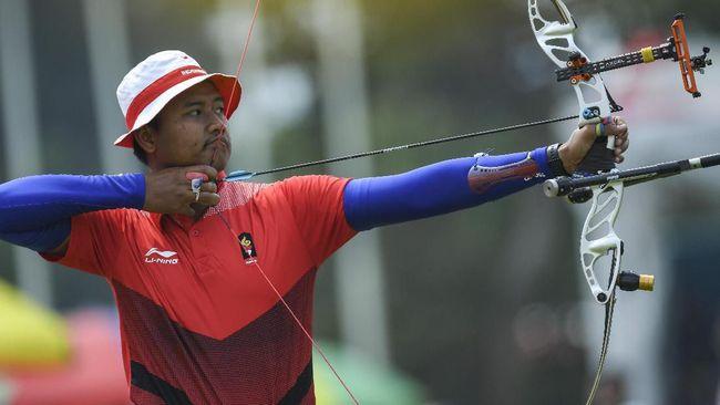Tim panahan beregu putra Indonesia berhak tampil di Olimpiade Tokyo 2020 setelah menempati peringkat kedua di kualifikasi akhir Olimpiade 2020.