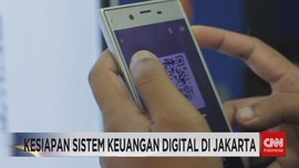 VIDEO: Kesiapan Sistem Keuangan Digital di Jakarta