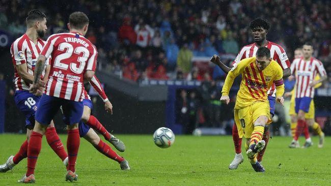Perburuan gelar juara La Liga terus memanas setelah Barcelona dan Real Madrid sama-sama menuai kemenangan di pekan ke-15.