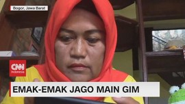 VIDEO: Emak Ocih, Emak-Emak Jago Main Gim Online