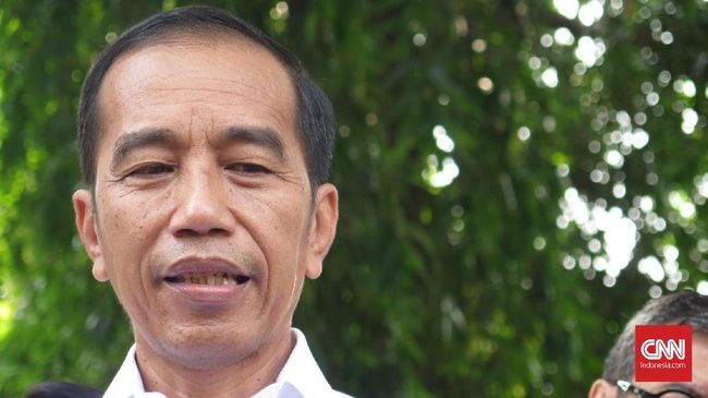 Presiden Jokowi sindir bank merekayasa penyaluran KUR.