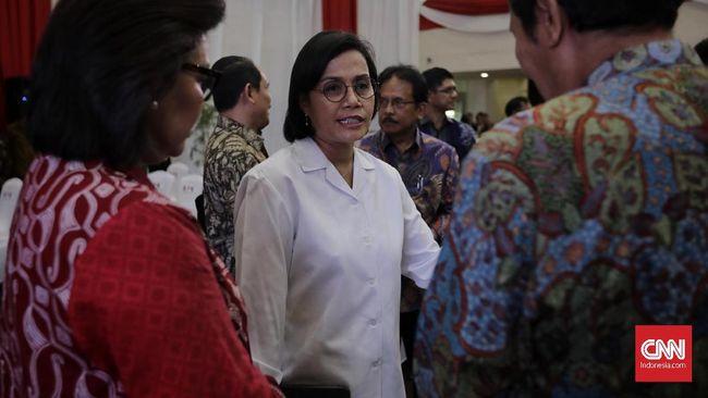 Menkeu Sri Mulyani mengevaluasi iuran kepesertaan Asabri dari gaji TNI/Polri.