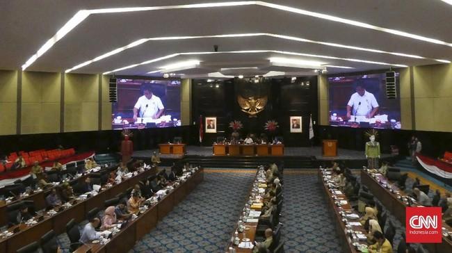 PDIP dan PSI Sampaikan Usulan Interpelasi di Rapat Paripurna