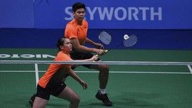 PBSI Bidik 2 Gelar di BWF World Tour Finals