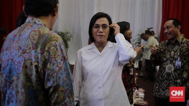 Menkeu Sri Mulyani meramal inflasi tahun ini hanya akan berkisar 1,5 persen karena corona. Kalau ini benar, inflasi menjadi yang terendah selama era Jokowi. sri