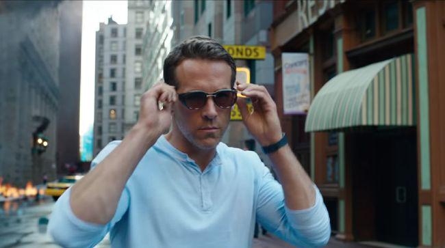 Ryan Reynolds akan berperan sebagai Guy dalam 'Free Guy', seorang teller bank yang sesungguhnya bukan termasuk karakter gim video.