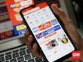 Daftar Toko Online yang Paling Menguasai Pasar RI Selama 2019
