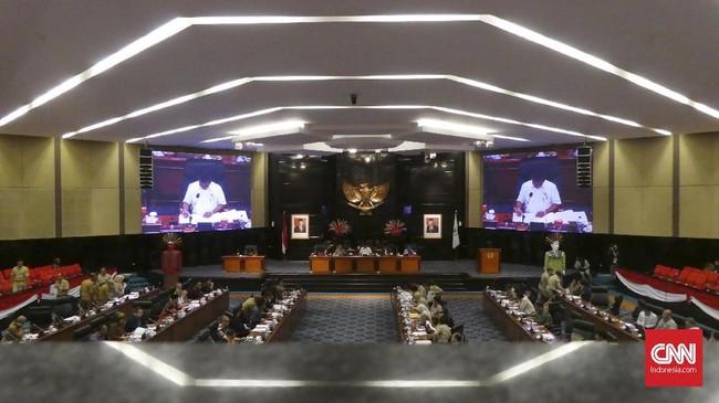 Agenda Interpelasi Dijadwal Ulang Imbas Gagal Kuorum Hari Ini