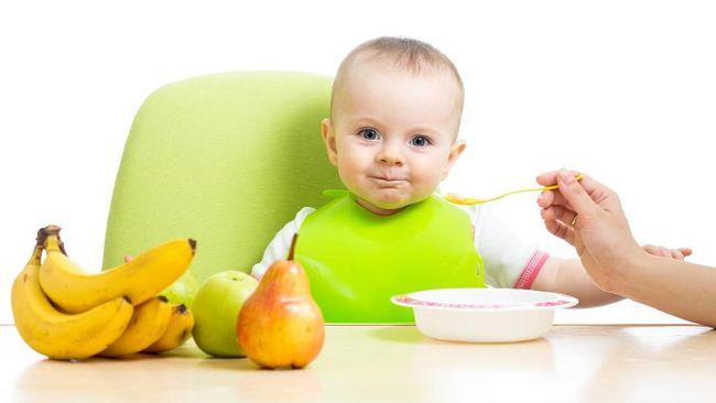 Dokter mengatakan kebiasaan anak merespons makanan sudah dimulai sejak dalam kandungan serta dipengaruhi saat pemberian ASI.