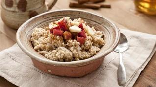 Aneka Resep Oatmeal untuk Diet selama Seminggu