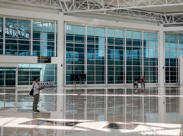 Intip Beragam Fasilitas di Bandara Syamsudin Noor