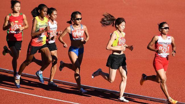 Lima pelari Indonesia bertolak ke Jepang, Selasa (6/4), untuk mengikuti Kejuaraan Atletik Estafet Yoshioka Takayoshi Memorial di Jepang.